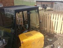 Cabina buldoexcavator