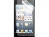 Folie protectie Huawei Ascend G510 - screen guard ecran LCD