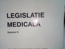 Legislatie medicala Vol. II ,Colegiul Medicilor din Romania,