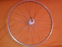 Roata fata 28 pt. biciclete de oras sau semicursiere