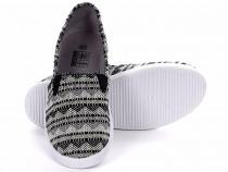 Espadrile Tenisi Gen Zara 36 Adidasi Pantofi Sport Negri