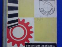 Constructia si tehnologia rotilor dintate / R2P2S