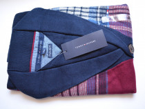 Cardigan pt barbati Tommy Hilfiger, model nou,Original USA