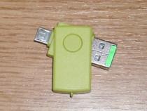 Adaptor USB-microUSB