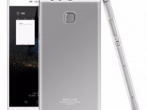 Huawei P9 - Husa Ultra Slim 0.3mm Din Silicon Transparent