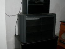 Comoda TV, toata din sticla