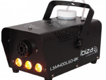Masina  de fum Ibiza LSM400LED-BK