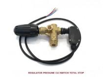 Regulator presiune VRT3 cu total stop