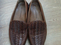 Pantofi barbatesti handmade, din piele naturala exceptionala