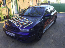 Opel astra tuning 2004