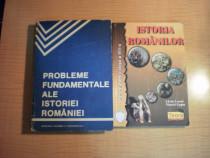 2 carti de istorie a Romaniei