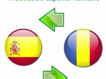 Birou de traduceri : Romana-Spaniola / Spaniola - Romana