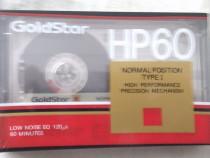 Casete audio Goldstar