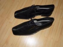 Pantofi din piele naturala 43