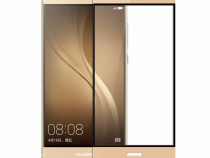 Folie Sticla Huawei P9 Gold Fullcover Tempered Glass Ecran D
