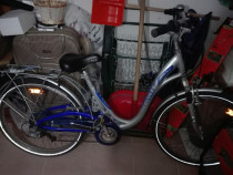 Bicicleta dama Hercules