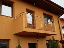 Balustrada din inox pentru balcon