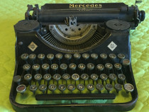 Masina de scris Mercedes Prima