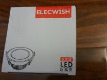 Spot spoturi  proiector proiectoare LED 4w lumina calda