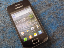 Samsung galaxy ace gt-s5839i,black,impecabil,meniu romana