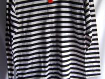 Bluză marinar, cu etichetă