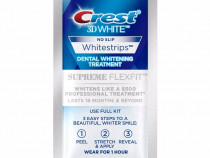 1 PLIC - Crest Whitestrips Supreme Flexfit