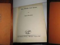 Carte germana veche-Bucataria de astazi- Berlin 1938.