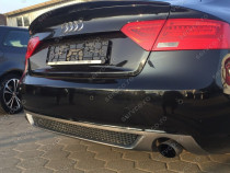 Difuzor evacuare bara spate Audi A5 Sportback Facelit ver1