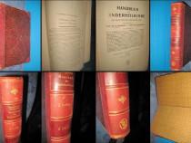 Manual Medicina copilului anul1910, editia 2-a, vol 3.