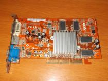 Placa video AGP Asus A9250 - 256 Mb. 128 biti