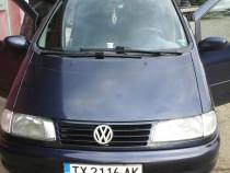 Vw Saran 1.9 tdi 110cp an 98ful electric variante vw diesel