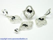 Set bijuterii argint Model ST166871