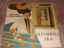 Vinil de colectie-Alexandru Jula-Un dor , o speranta