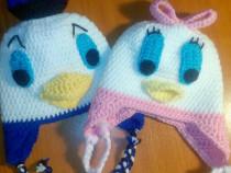 Caciulite Donald & Daisy