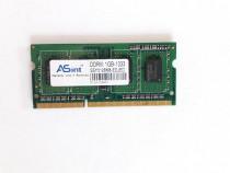 Memorie SODIMM Asint DDR3 1GB 1333Mhz SSY312M8-EDJED