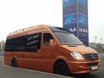 Transport-Buzau-Leicester, Londra/ANGLIA-curse microbuz