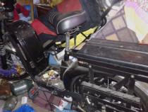 Bicicleta electrică de 48V