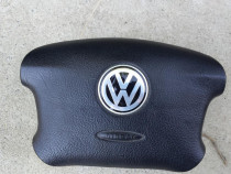 Airbag volan VW Golf 4, 2000, cod 3B0880201M