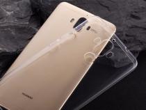 Husa silicon 0.3mm cu protectie la camera pt Huawei Mate 9