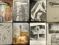 Album de Arta: Orasul Tallinn-Arta-Arhitectura.Cartonat gros