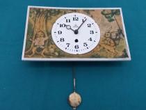 Ceas românesc aradora, cu cheie