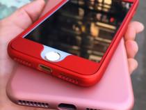 Iphone 7 - Husa 360 Fata Rama Spate Inchidere Prin Capsare