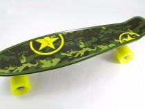 Penny Board ARMY - Skateboard – Pennyboard rulmenti ABEC 7