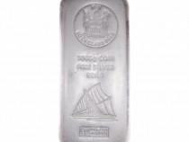 Moneda-Lingou de Argint Fiji 1000g (1kg) 2015 Proof