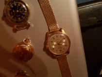 Ceasuri aur buzunar si mână antic vintage
