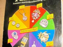 7158-AIDA-Catalog Bijuterii- Ceasuri Vara 2005. Stare buna.