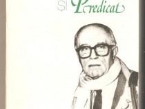 Virgil Ierunca-Subiect si predicat