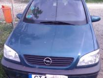 Opel zafira a 03.2001 1,6 l benzina+gpl ,101 cp