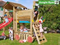 Loc de joaca Copii, Jungle Gym Modul Train – locomotiva tren