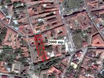 Teren 2000 mp. zona Ultracentrala-Baritiu - 14409